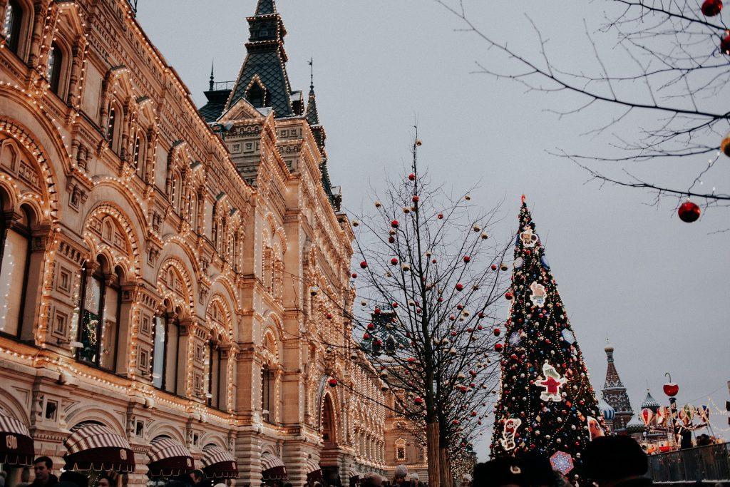 Čigoniško stiliaus buto nuoma Maskvoje už 80 000 Lt mėnesiui